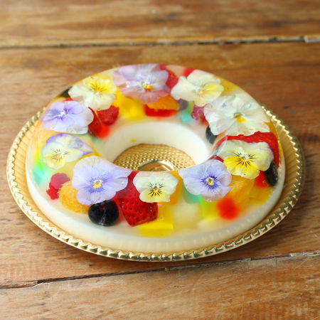 花のババロア1周年記念ブーケのお知らせ