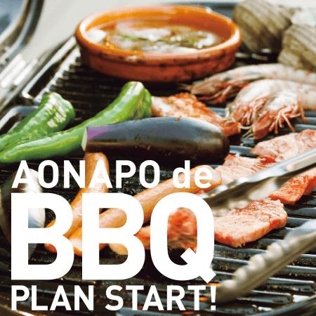 BBQ PLAN START !!