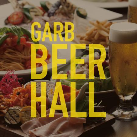 CAFE GARB BEER HALL!