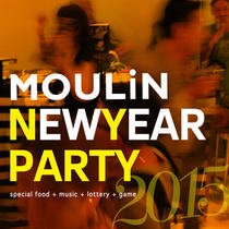 MOULiN 2015 New Year PARTY