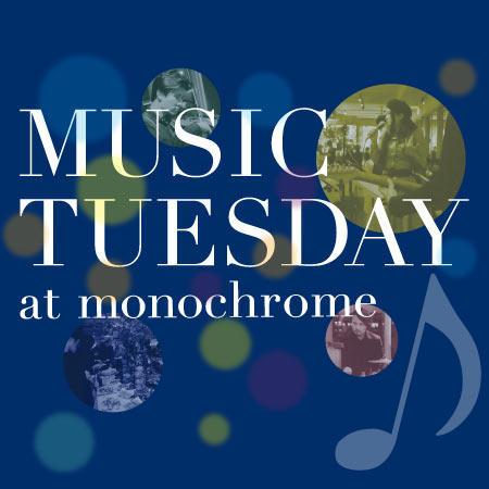 第2・第4火曜日は「MUSIC TUESDAY」♪