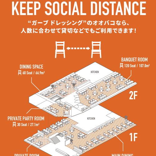 【KEEP SOCIAL DISTANCE】
