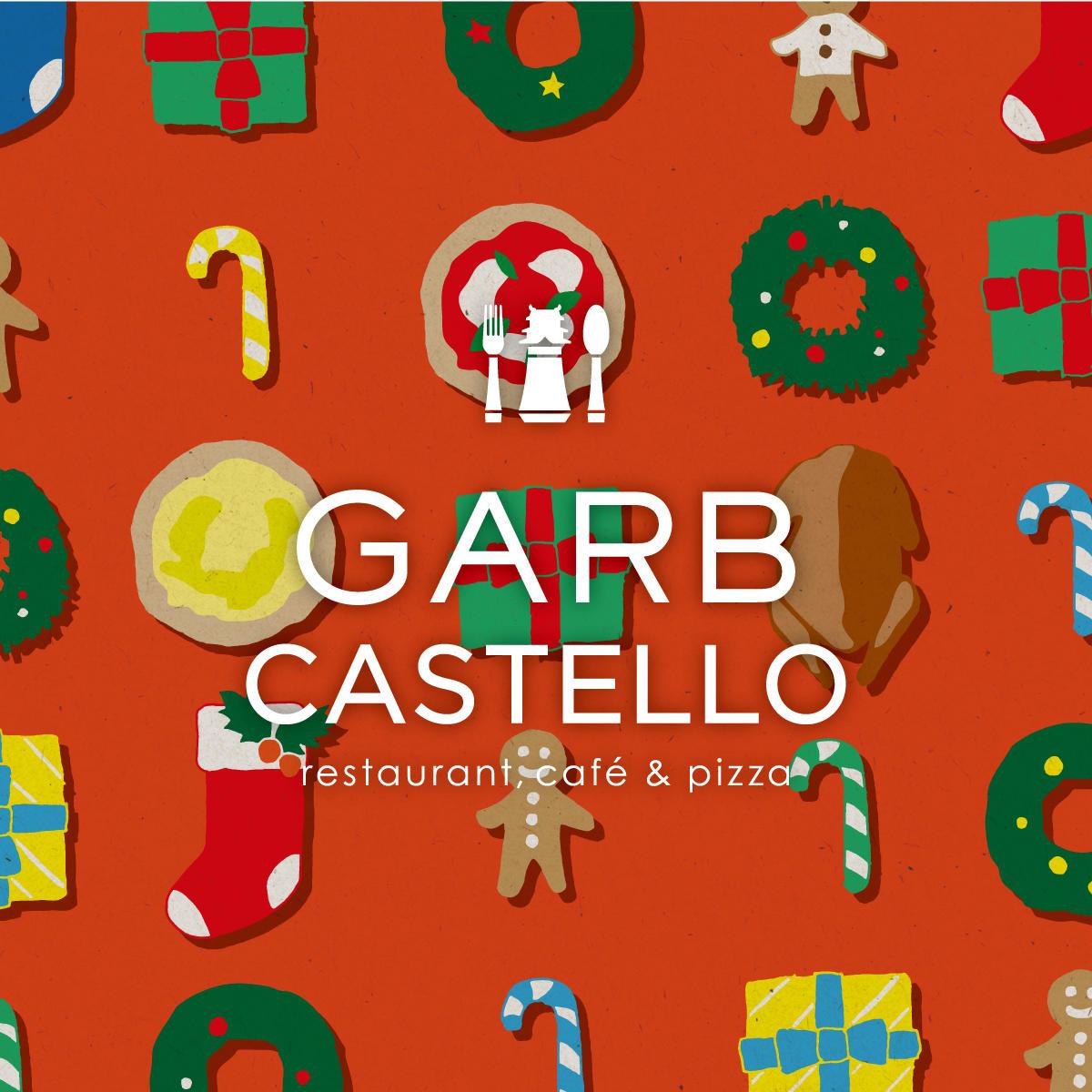 [5日間限定]GARB CASTELLO のクリスマス