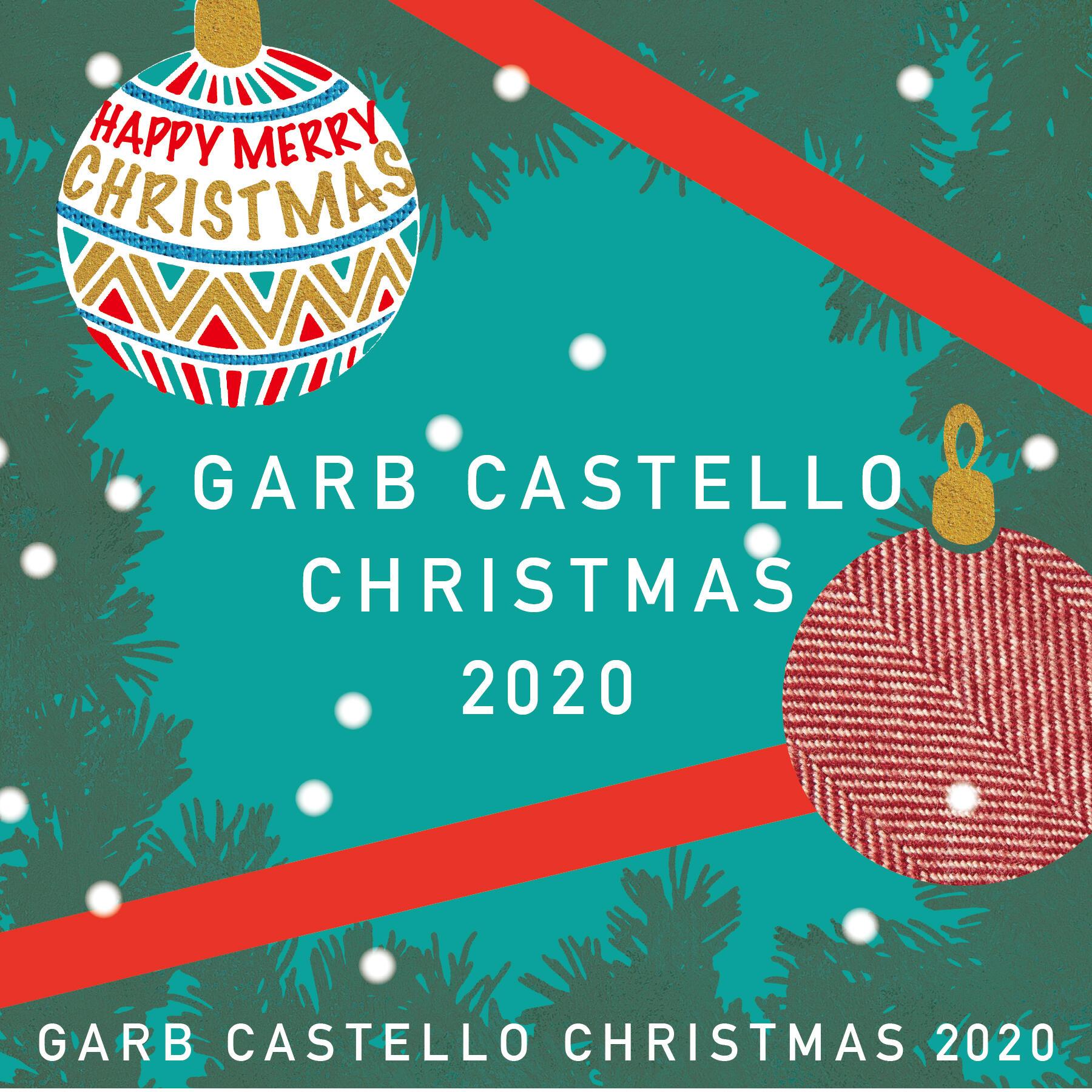 GARB CASTELLO のファミリークリスマス