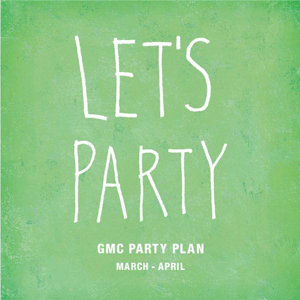 GMC品川 3・4月パーティープラン