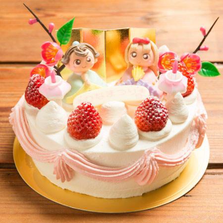 ~LOAF Bakery~ ひな祭りケーキご予約承ります。