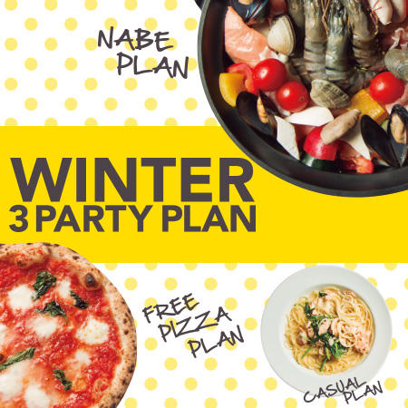 WINTER 3 PARTY PLAN