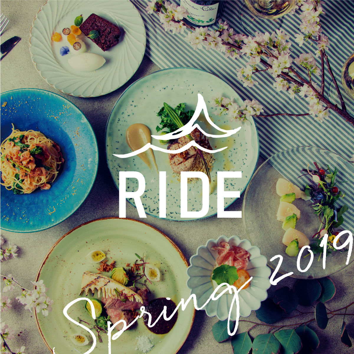 [ 3-5月限定 ] RIDE PARTY PLAN