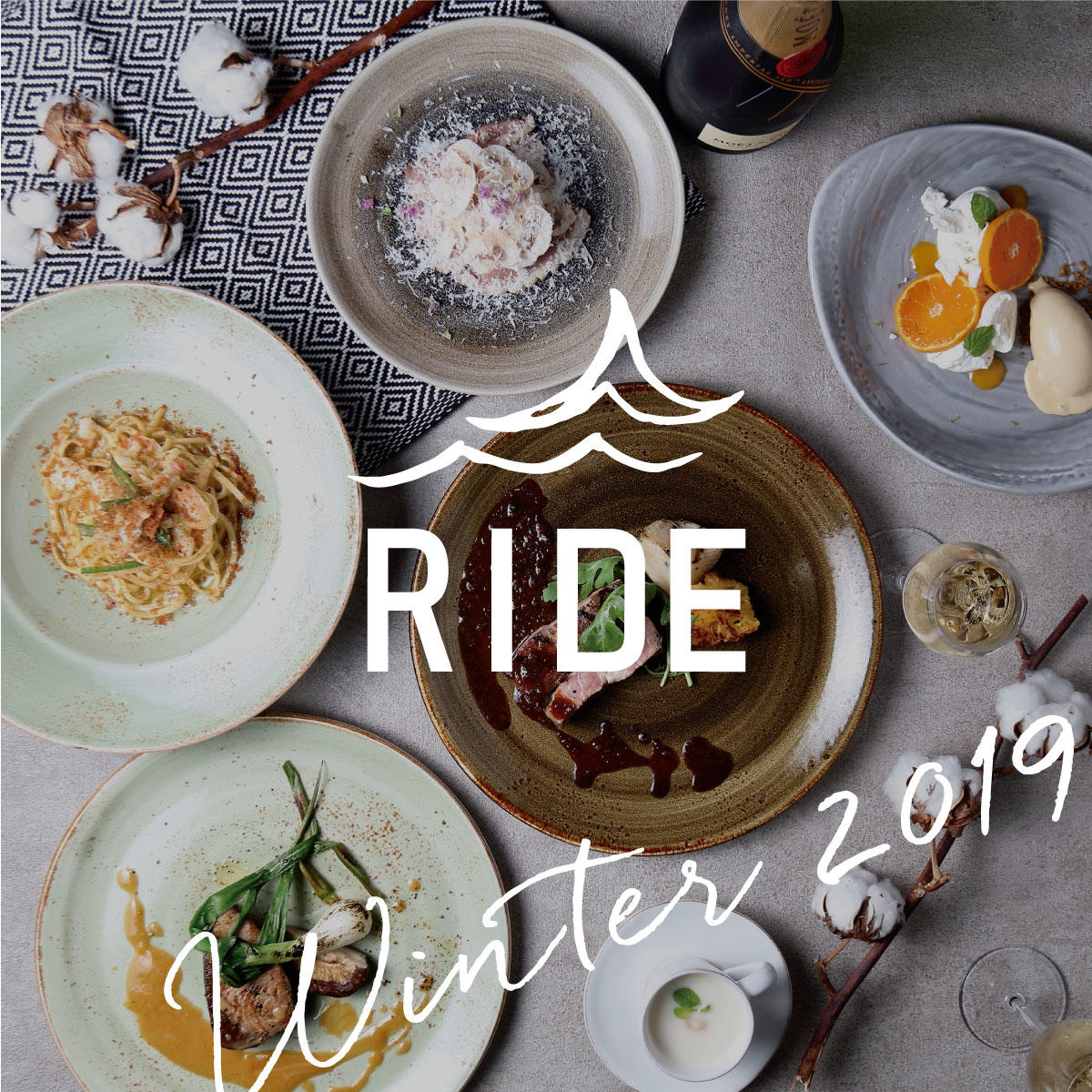 RIDE PARTY PLAN [ 12&1 ] 2019-2020