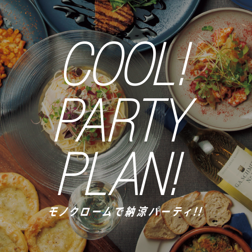 COOL PARTY PLAN!!